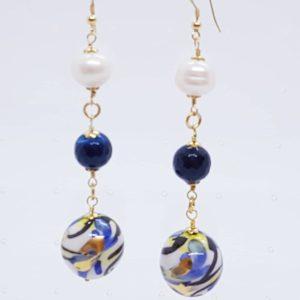 orecchini agata perle caltagirone Orecchini con Agata, con Perle coltivate e con ceramica di Caltagirone 65751071 2416731725053971 608469794940780544 n 300x300