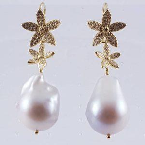 orecchini con perle scaramazze Orecchini con Perle Scaramazze Barocche e Stelle in Argento Placcato oro 49721754 387918015113294 173435310602977280 n 300x300