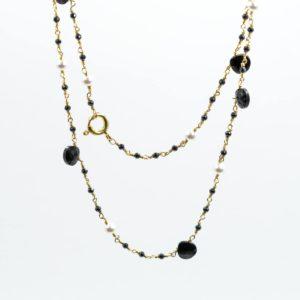 collana girocollo con perle di fiume e onice nera Collana Girocollo con Perle di Fiume e Onice Nera DSC05091 300x300