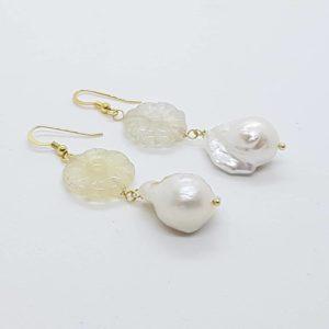 Orecchini con perla barocca orecchini con perla barocca Orecchini con perla barocca 56947199 820022665063946 921163570371100672 n 300x300