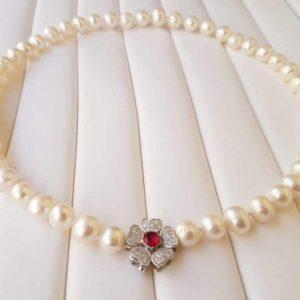 Collana girocollo con perle naturali e radice di rubino collana girocollo Collana girocollo con perle naturali e radice di rubino 61367656 455231281710386 2893268435066683392 n 300x300