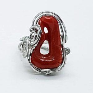 anello regolabile in argento con corallo Anello regolabile in argento con corallo 68380865 2468177016744761 502044259147317248 n 300x300