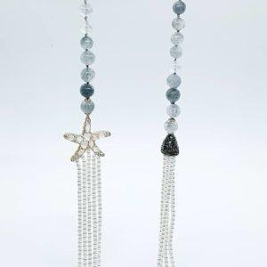 collana con lapislazzuli dell'afganistan Collana con perle di Majorca e onice grigio 71213951 2445400835528448 4277563001889882112 n 1 300x300