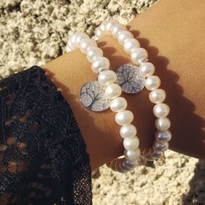 bracciale con perle coltivate e con l'albero della vita in argento Bracciale con perle coltivate e con l'Albero della Vita in argento 86f5ff6a 4db3 45fa 9e0d 9a685bca0e9a 300x300