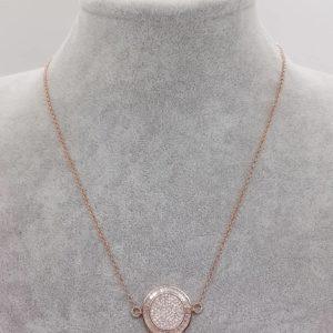 collana in argento bagnato in oro rosa Collana in argento bagnato in oro rosa 75328568 2509907072395643 2265596206417707008 n 300x300