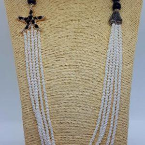 Collana con perle di Majorca e onice nero 78635095 446144533006256 7746393570432516096 n 300x300