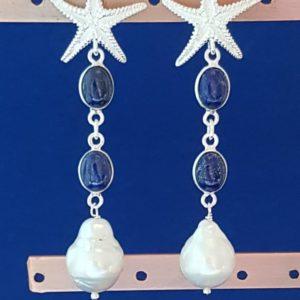 orecchino con lapislazzuli e perla scaramazza Orecchino con lapislazzuli e perla scaramazza 90823223 288839895437607 146018661746868224 n 300x300