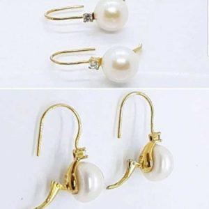 orecchini con quarzo verde Orecchini in argento bagnato oro con perla bianca e zircone 47de4023 c0dd 4e7f 8f04 7a7e044ebf7b 300x300