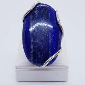 anello pietra lapislazzulo